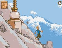 Tintin in Tibet screenshot