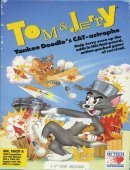 Tom & Jerry: Yankee Doodle's CAT-astrophe box cover