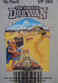 Tomb of Drewan, The box cover