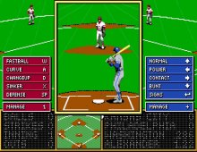 Tony La Russa's Ultimate Baseball screenshot