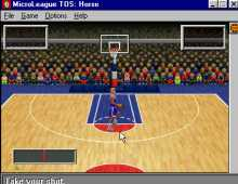 Time Out Sports Basketball screenshot