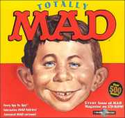 Totally MAD box cover