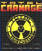 Total Carnage box cover