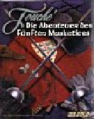Touche: Adventures of The Fifth Musketeer box cover
