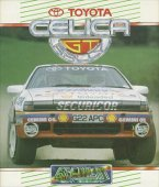 Toyota Celica GT Rally box cover