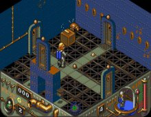 Treasure Trap screenshot