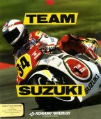 Team Suzuki box cover