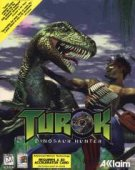 Turok: Dinosaur Hunter box cover
