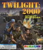Twilight 2000 box cover