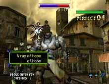 Typing of the Dead, The screenshot