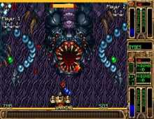 Tyrian 2000 screenshot