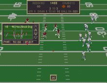 Ultimate NFL Coaches Club Football screenshot