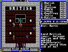 Ultima IV: Quest of The Avatar VGA screenshot