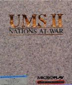 UMS II: Nations at War box cover