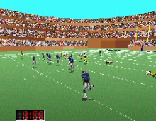 Unnecessary Roughness '96 screenshot