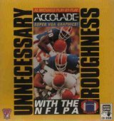 Unnecessary Roughness box cover
