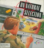 Unnatural Selection box cover
