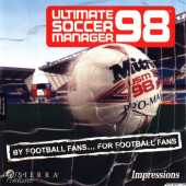 Ultimate Soccer Manager 98-99 box cover