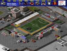 Ultimate Soccer Manager 98-99 screenshot
