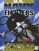 U.S. Navy Fighters box cover