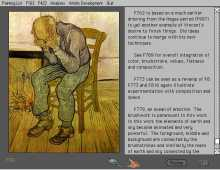 Vincent van Gogh: Straight from The Heart screenshot