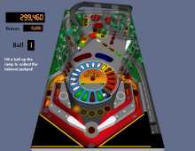Visual Pinball screenshot