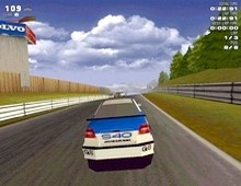 Volvo S40 Racing screenshot