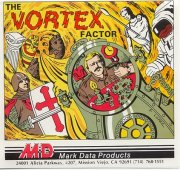 Vortex Factor, The box cover