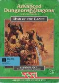 War of The Lance box cover