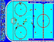 Wayne Gretzky Hockey screenshot