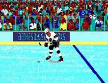 Wayne Gretzky Hockey 2 screenshot