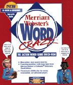 Word Crazy box cover