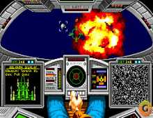 Wing Commander: The Kilrathi Saga screenshot