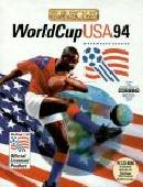 World Cup USA '94 box cover