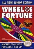 Wheel of Fortune Junior Edition box cover