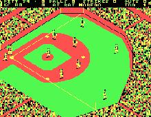 World's Greatest Baseball Game, The screenshot