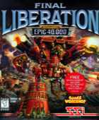 Warhammer Epic 40,000: Final Liberation box cover