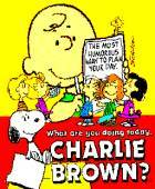 What Are You Doing Today, Charlie Brown? box cover