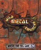 Wild Metal Country box cover