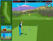 Wilson ProStaff Golf screenshot