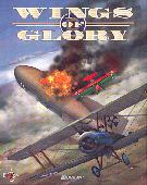 Wings of Glory box cover