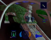 Wing Commander: Unknown Enemy screenshot