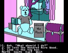 Winnie The Pooh in Hundred Acres Wood screenshot