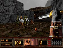 Witchaven screenshot