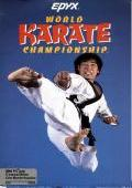 World Karate Championship box cover