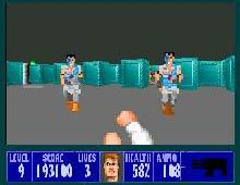 Wolfenstein 3D: Mortal Kombat Edition screenshot
