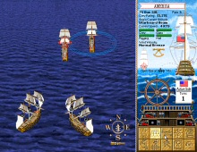 Wooden Ships & Iron Men screenshot