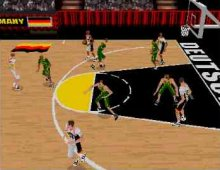 World League Basketball screenshot