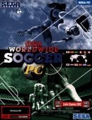 SEGA Worldwide Soccer box cover