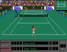 World Tour Tennis screenshot
